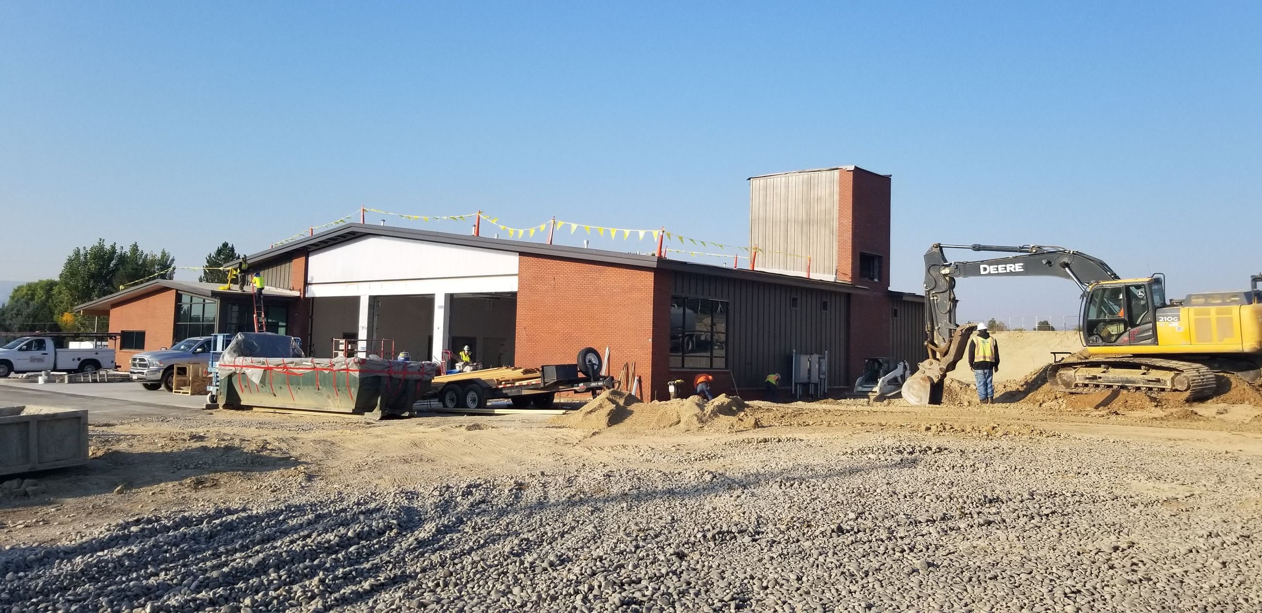 Station 6 Construction Update - October 6th