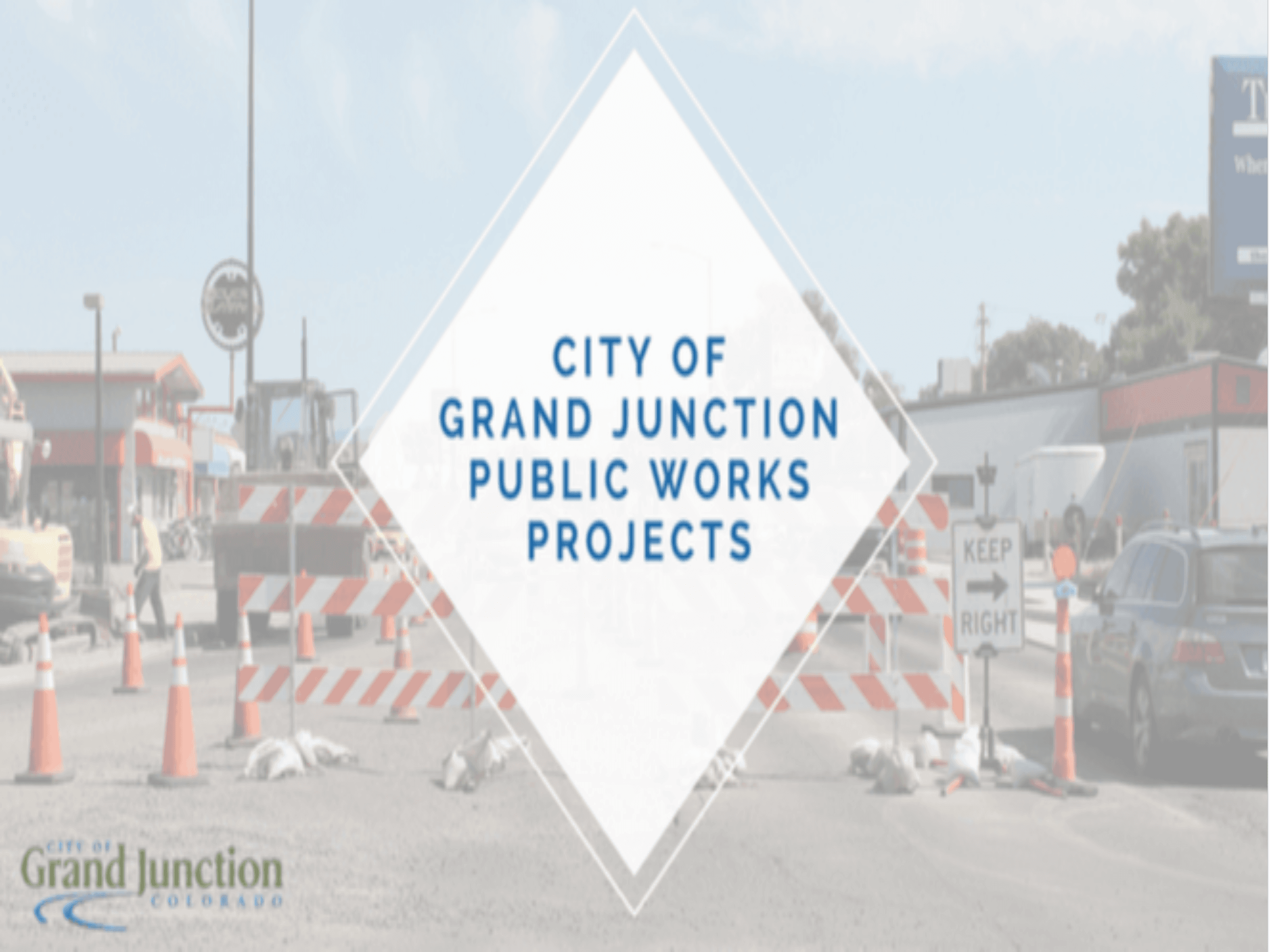 City of Grand Junction Public Works Projects