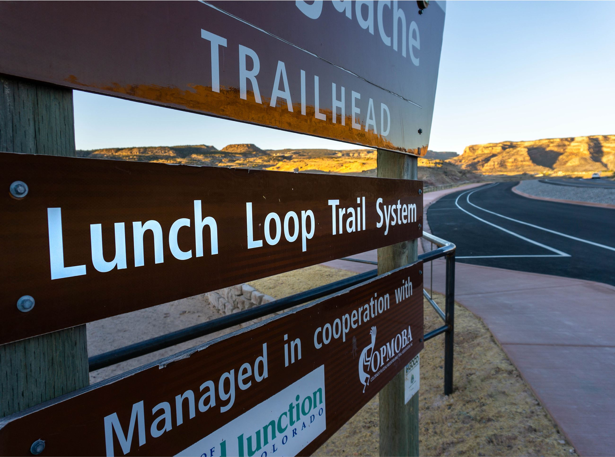 Lunch Loop Trailhead Spotlight