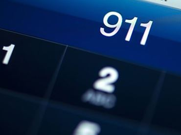911 cell phone