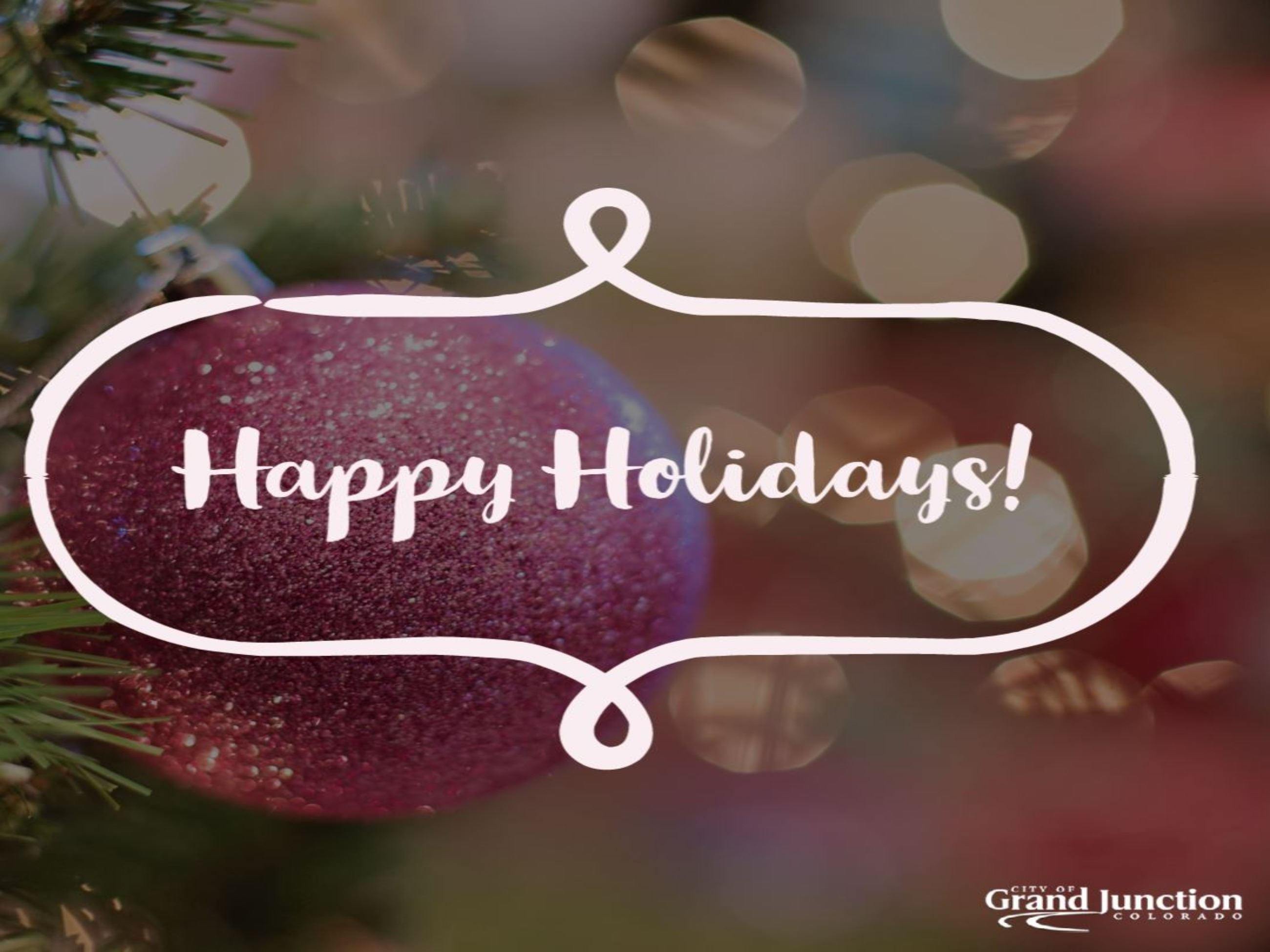 Happy Holidays graphic